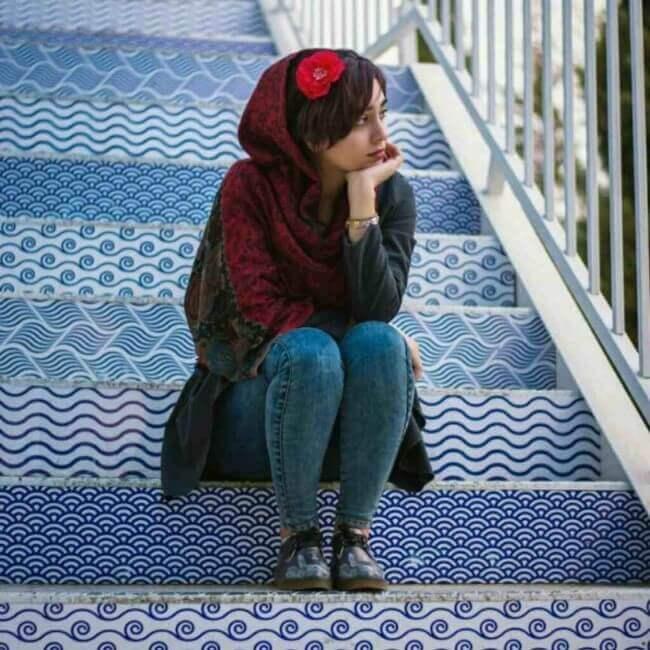 عکس پروفایل عاشقانه دخترانه تنهای