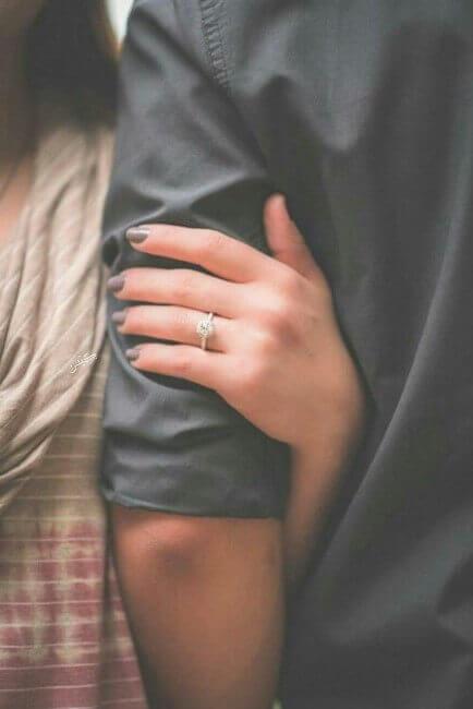 عکس پروفایل عاشقانه دست دو دست