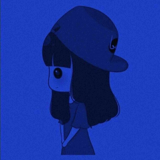 عکس پروفایل انیمیشن عاشقانه خفن