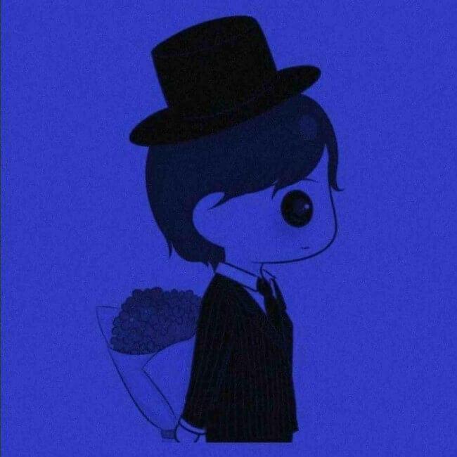 عکس پروفایل انیمیشن عاشقانه شیک