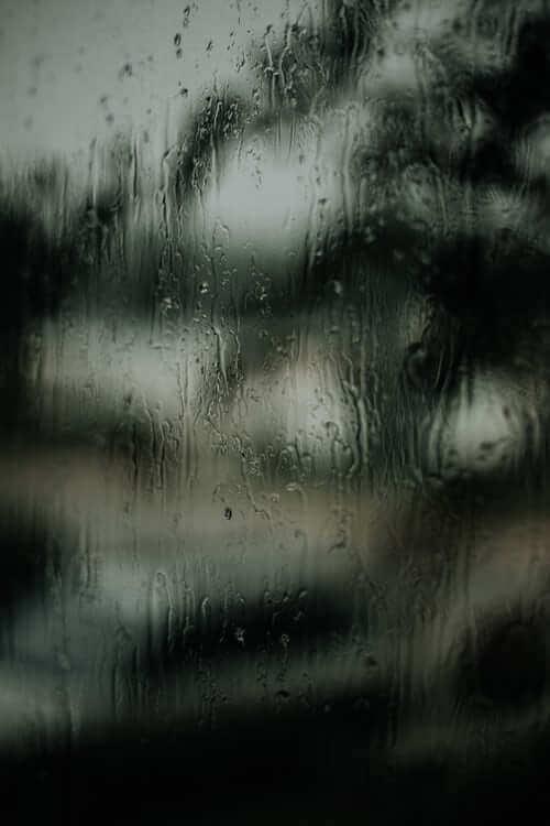 عکس پروفایل غمگین باران