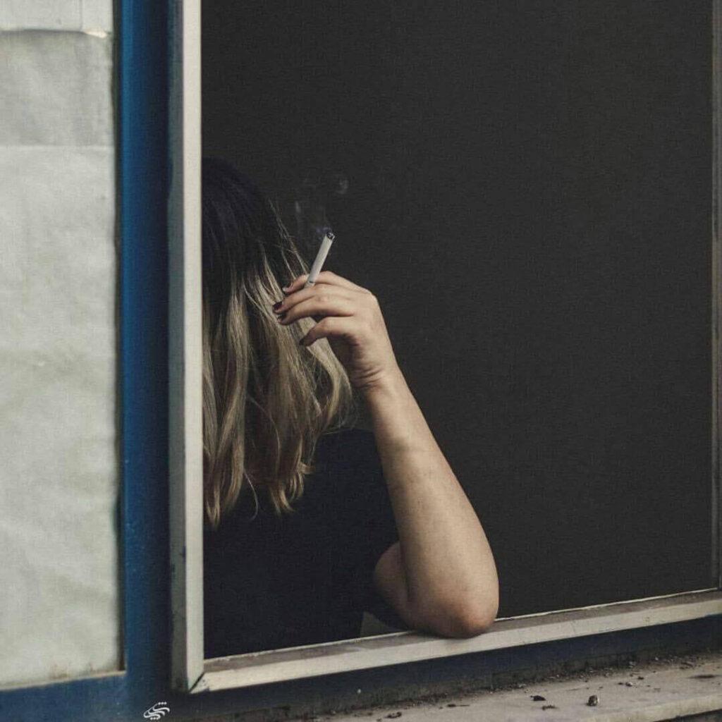پروفایل غمگین دخترانه