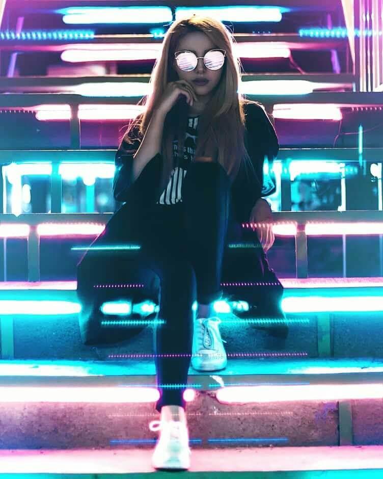 عکس پروفایل دخترونه خفن