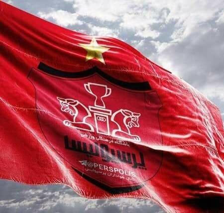پروفایل پرچم پرسپولیس