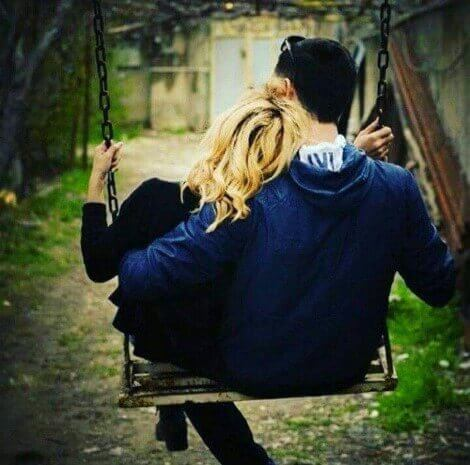 عکس پروفایل عاشقانه دونفری جدید
