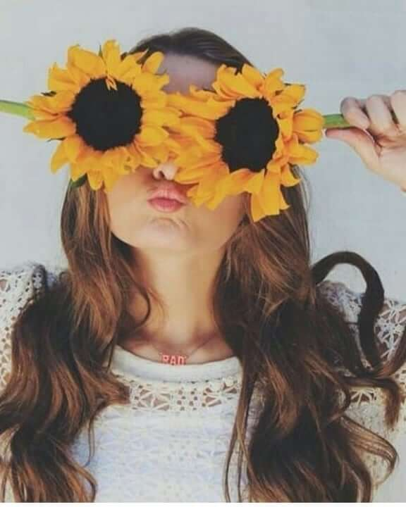 عکس پروفایل گل دخترانه
