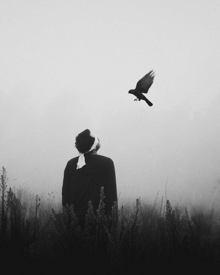 عکس پروفایل تنهایی و غمگین