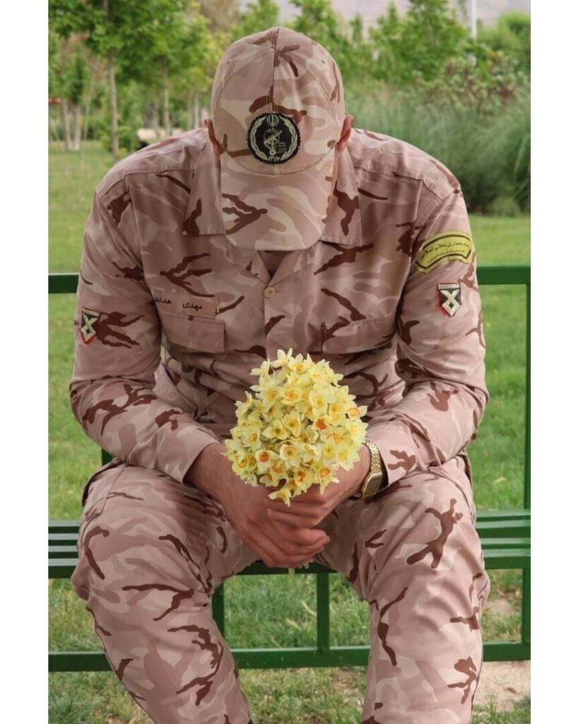 عکس پروفایل سربازی جدید