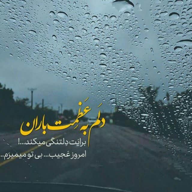 عکس پروفایل بارانی خاص و لاکچری