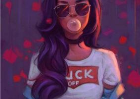 دانلود عکس پروفایل دخترانه فانتزی عروسکی