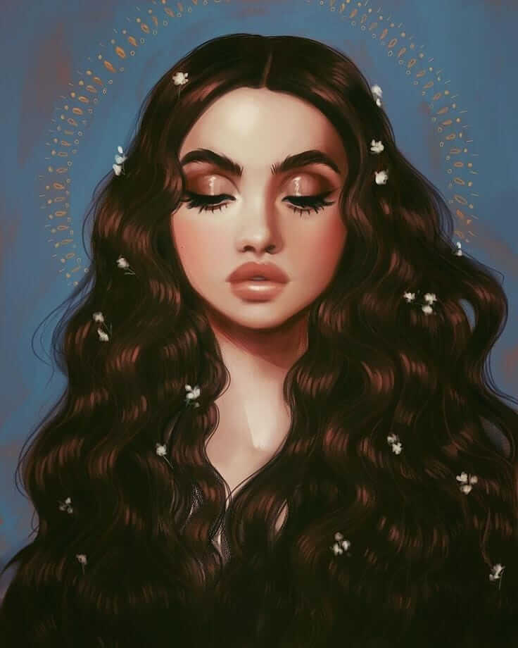 عکس پروفایل دخترانه فانتزی عروسکی