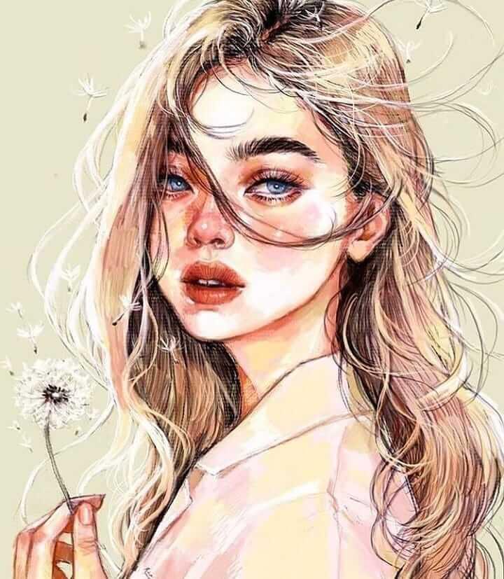 عکس پروفایل دخترانه عروسکی