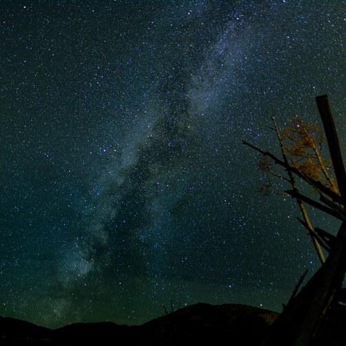 عکس پروفایل ماه و ستاره