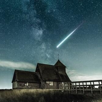 عکس آسمان ستاره برای پروفایل
