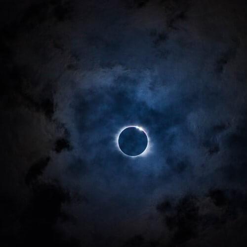 عکس پروفایل آسمان ستاره ای