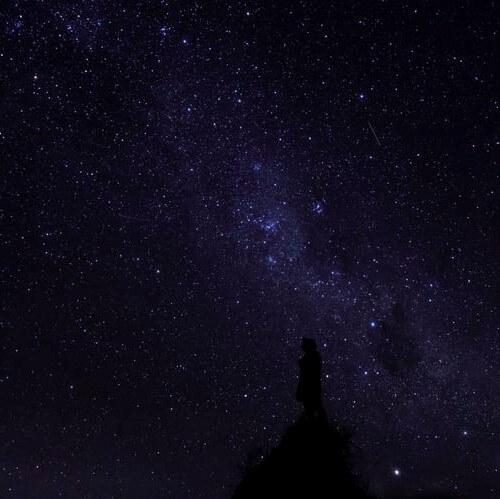 دانلود عکس ستاره آسمان برای پروفایل