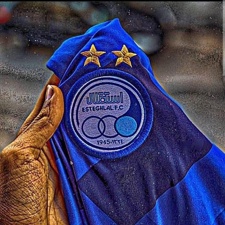 عکس استقلالی برای استوری