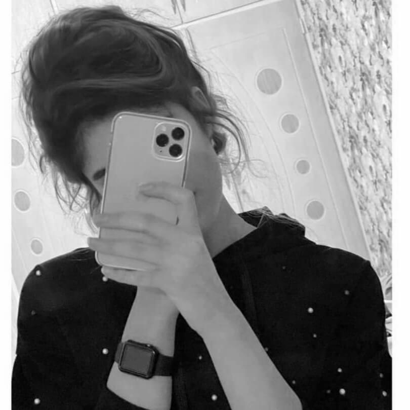 عکس پروفایل سیاه و سفید دخترانه جدید