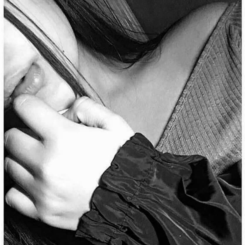 دانلود عکس پروفایل سیاه و سفید دخترانه جدید