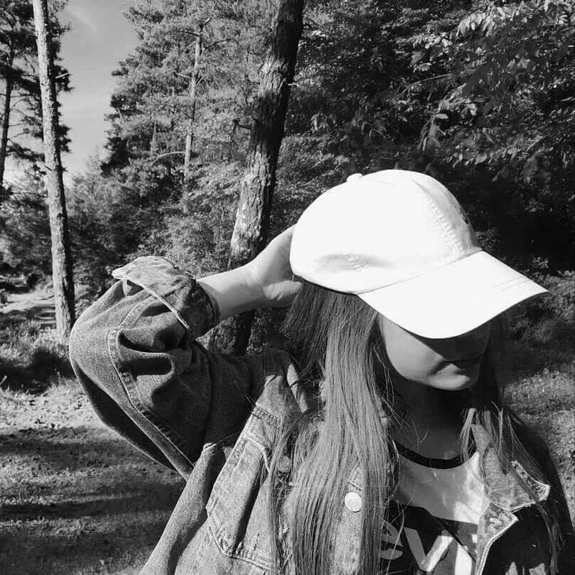 عکس پروفایل سیاه و سفید دخترونه